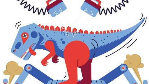 Jak się zabrać do reanimacji dinozaura
