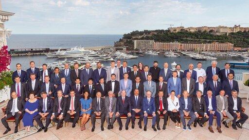 Światowy finał konkursu EY Przedsiębiorca Roku