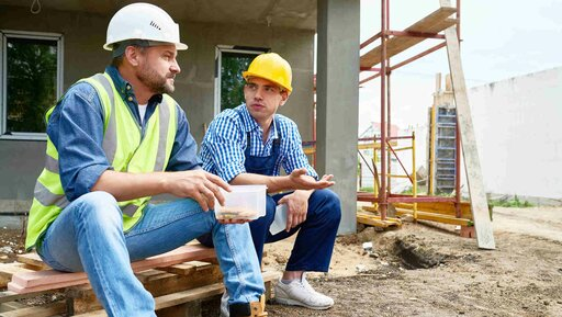 Czy pensje wPolskim budownictwie wciąż mocno odstają od zachodu?