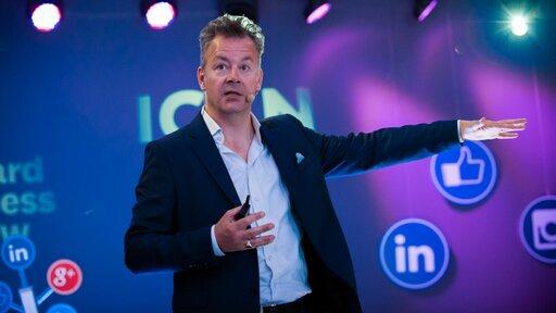Perry van Beek: Social selling