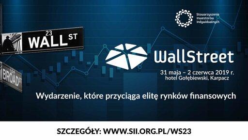 Konferencja WallStreet – wydarzenie, które przyciąga elitę rynków finansowych