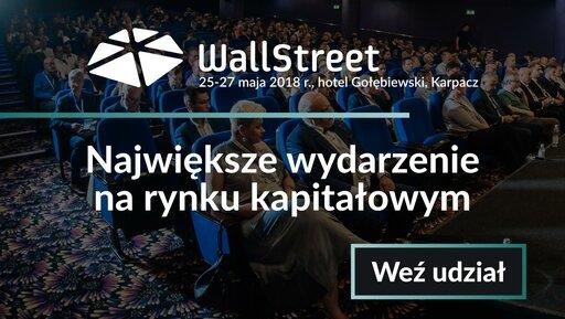Konferencja WallStreet 22