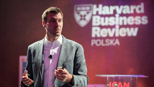 Peter Vogel: Kultura przedsiębiorczości to jedyna szansa na realną przewagę wbiznesie