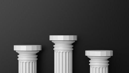 Trzy filary biznesu