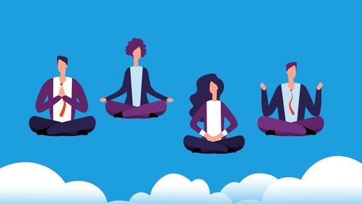 Jak medytacja może pomóc wkierowaniu firmą?