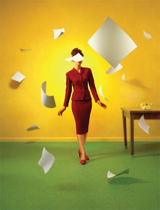 Kobiety ikwestia wizji