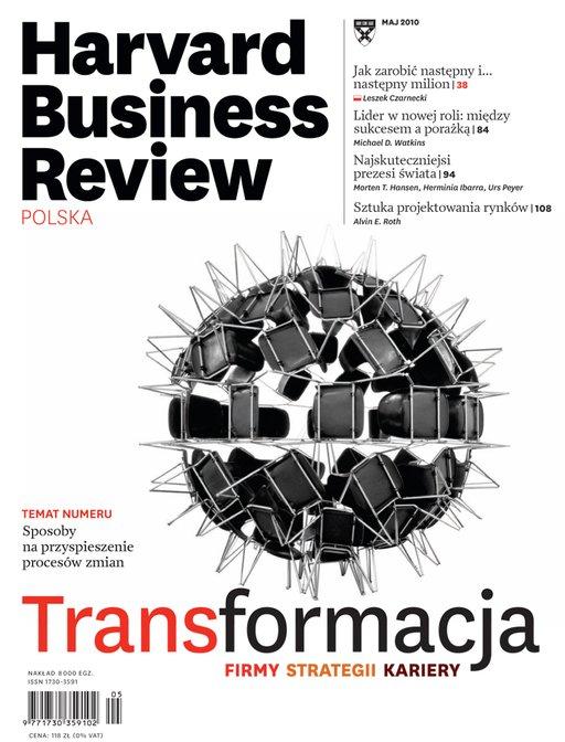 Transformacja firmy, strategii, kariery