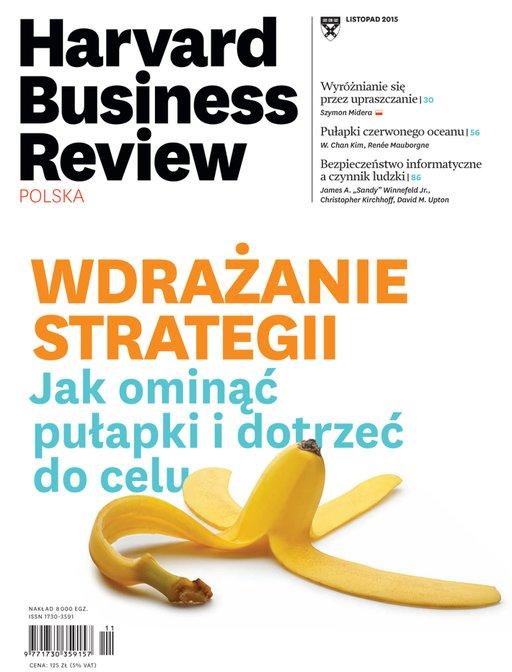 Wdrażanie strategii