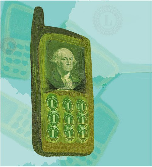 Telefon zamiast portfela