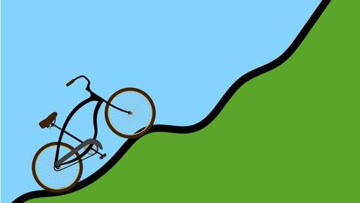 Pokonuj ściany na rowerze: zyskaj czas irozwiąż swoje problemy